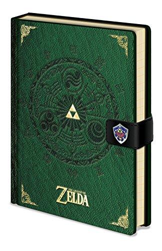 Pyramid International A5 The legend of Zelda notebook