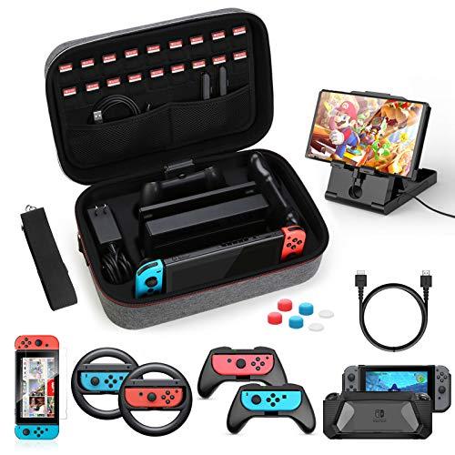 Nintendo Switch Accesorios Joycon Marca HEYSTOP