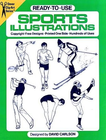Ready-To-Use Sports Illustrations (Dover Clip Art)