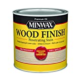 Minwax Wood Finish 227654444, Half Pint, Simply White