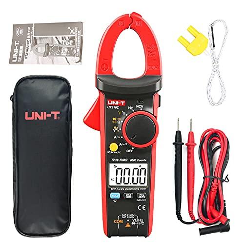 UNI-T UT216C Digital Clamp Meter Multimeter
