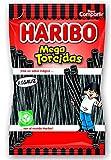 HARIBO Mega Torcidas Regaliz, 175 Gramo