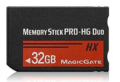 Memory Stick PRO-HG Duo 32GB(HX) PSP1000 2000 3000/Camera Memory Card