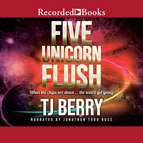 Five Unicorn Flush cover art