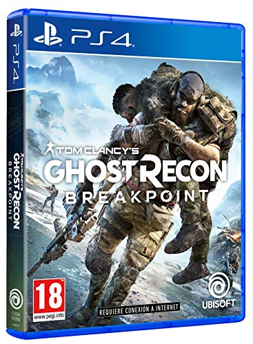 Sony JUEGO PS4 Ghost Recon Breakpoint