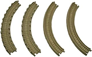 Thomas /& Friends Tank Engine Quest for Crown Set Replacement Curved Tracks