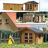 Busch 1529 Gartenhaus & Schuppen