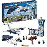 LEGO City - La base aérienne de la police - 60210 - Jeu de construction