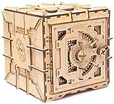 LYMZZY Bricolaje Caja de Rompecabezas de Madera Creativa Puzzle Board Pandora Magic Box Contraseña Treasure Box Caja de Almacenamiento de niñas Día de San Valentín Regalo