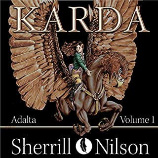 Karda: Adalta, Vol. I audiobook cover art