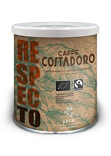 CAFFE' COSTADORO Caffè Costadoro Respecto Arabica Kaffeebohnen Dose, 250 g