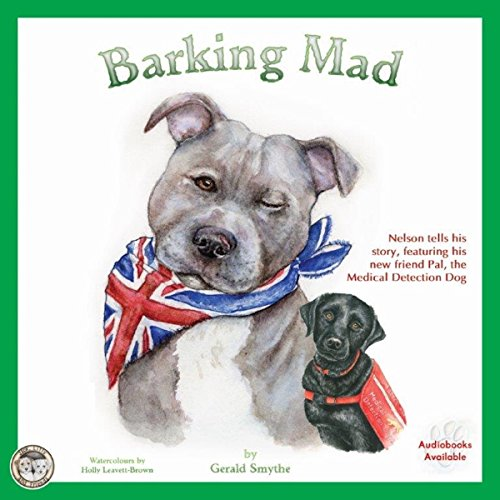 Barking Mad audiobook cover art