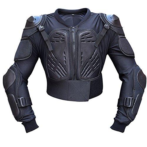 HEEZY Protectorenjas Protectors Hemd Jacket Motocross Quad Ski Snowboard BMX
