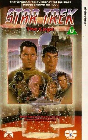 Star Trek : Episode 1 - The Cage - The Original TV Pilot Episode