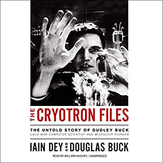 The Cryotron Files audiobook cover art
