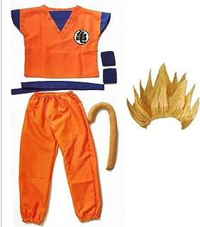 hengGuKeJiYo Dragon Ball Z Traje Son Goku Disfraces de