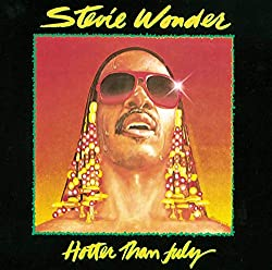 Stevie Wonder / Hotter Than July