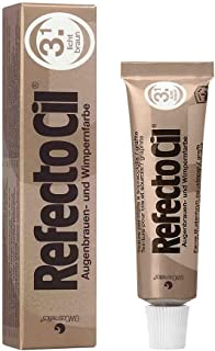 Refectocil Eyelash per Eyebrow tint Light BROWN,15ML,