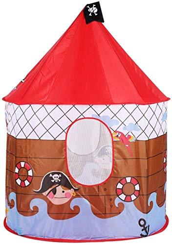 Ejoyous Spielzelt für Kinder, Kinderzelt Indianer Indoor Kinder Schlafzimmer Tipi Zelt, Lichterketten für Kinder Tipi Zelt Kinder Spielen Camping Zelt Party Dekoration