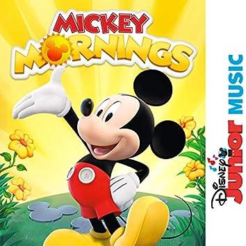 Disney Junior Music: Mickey Mornings