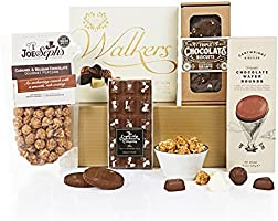 Chocolate Adventure Hamper - Chocolate Hampers and Gift Basket - Chocolate Gift Ideas for Birthdays, Thank You Gifts and...