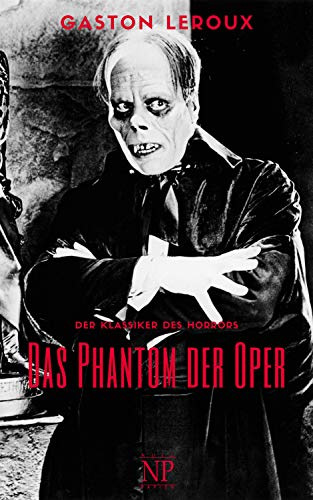 Das Phantom der Oper (Krimis bei Null Papier)