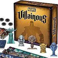 Ravensburger (レイヴンズバーガー) Marvel Villainous: Infinite Power 戦略ボードゲーム 対象年齢12歳以上 Villainousの次の章 (英語版)