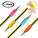 Pencil Grips, Life-Mate Universal Writing Posture Correction Device Tool...