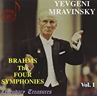 Mravinsky Conducts Brahms: The 4 Symphonies