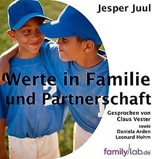 Werte in Familie und Partnerschaft Titelbild