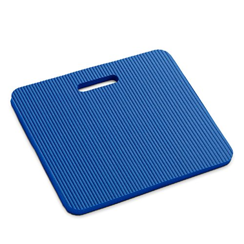 softX® Sitzkissen blau, ca. 39 x 39 x 1,5 cm