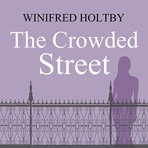 The Crowded Street audiobook cover art