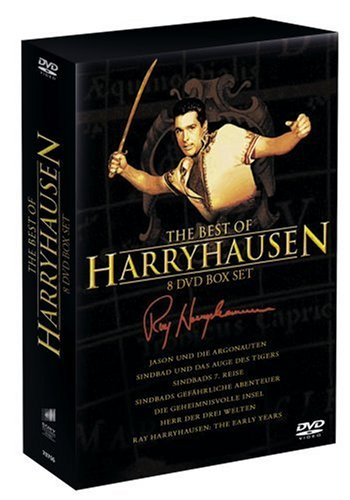 The Best of Ray Harryhausen [8 DVDs]