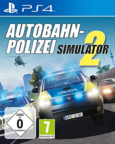 Autobahn-Polizei Simulator 2 - [PlayStation 4]
