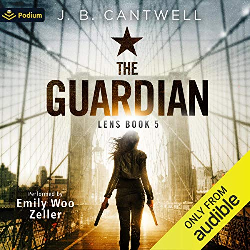 The Guardian Audiobook By J.B. Cantwell cover art
