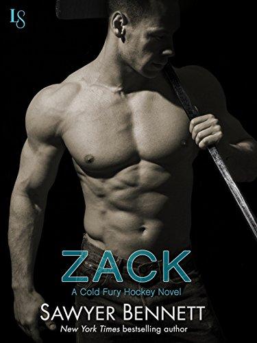 Zack: A Cold Fury Hockey Novel (Carolina Cold Fury Hockey Book 3) (English Edition)
