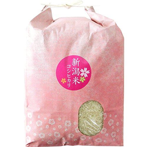 【母の日のプレゼント:メッセージカード付:無洗米】 無農薬米コシヒカリ(アイガモ農法) 10kg