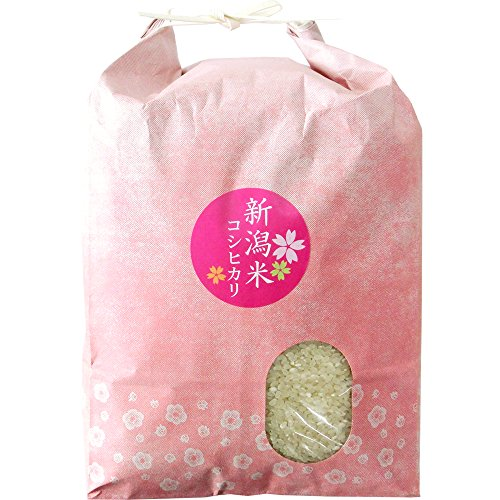 【母の日のプレゼント:メッセージカード付:無洗米】 無農薬米コシヒカリ(アイガモ農法) 15kg(5kg×3袋)
