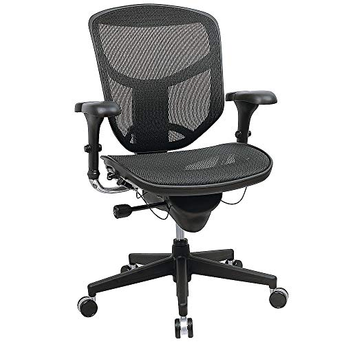WorkPro(R) Quantum 9000 Series Ergonomic Mid-Back...