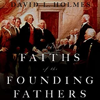 The Faiths of the Founding Fathers cover art