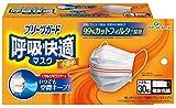 ピップ プリーツガード 呼吸快適マスク 30枚入 小さめ 個別包装