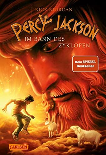 Percy Jackson - Im Bann des Zyklopen (Percy Jackson 2) (German Edition)