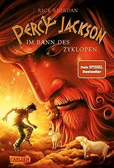 Percy Jackson - Im Bann des Zyklopen (Percy Jackson 2) (German Edition) by [Rick Riordan, Gabriele Haefs]