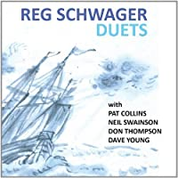 Duets by Reg Schwager (2013-05-03)