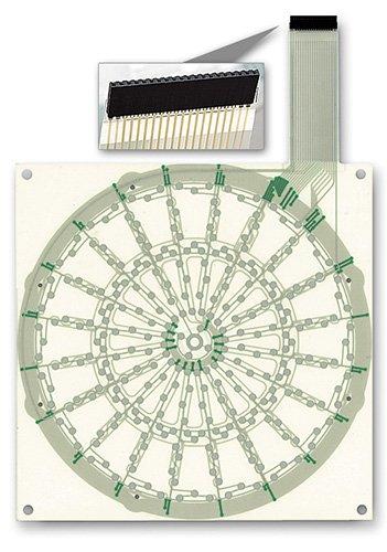 Dart-Sensor-Matrix