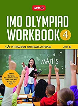 International Mathematics Olympiad Work Book -Class 4 by [Mahabir Singh]