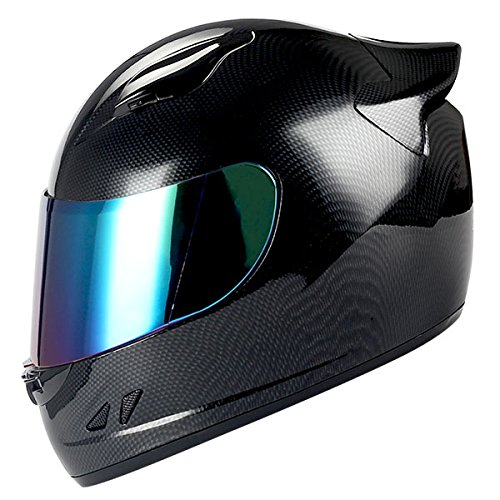 Carbon Fiber Helmet: Amazon.com