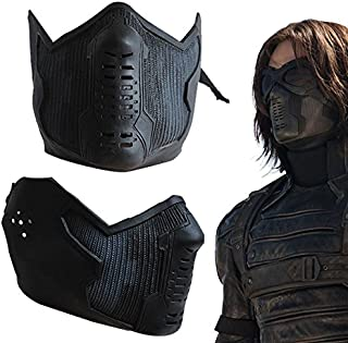 Best winter soldier face mask Reviews