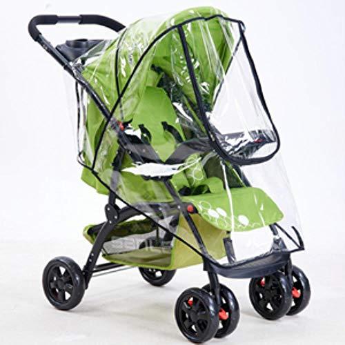 Miwaimao Baby kinderwagen regenhoes universele waterdichte stofdichte voorruit accessoires hoge landschap