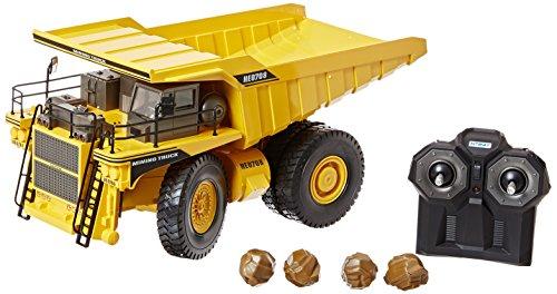 Camion de minage - premium